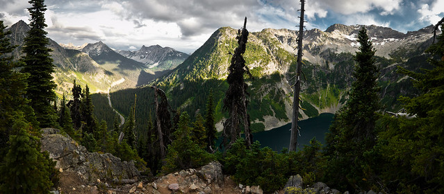 Rainy Lake and Northern Cascades