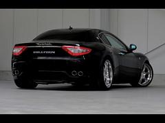 Wheelsandmore Maserati GranTurismo Italian Job pictures