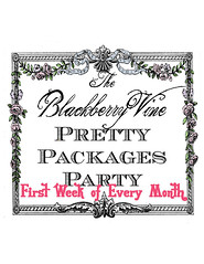 pretty packages party every month