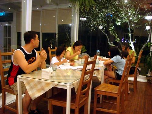 全家用餐@「青山松陶」餐廳