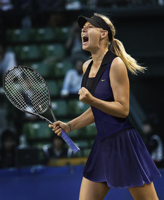 2010 US Open: Maria Sharapova Nike outfit