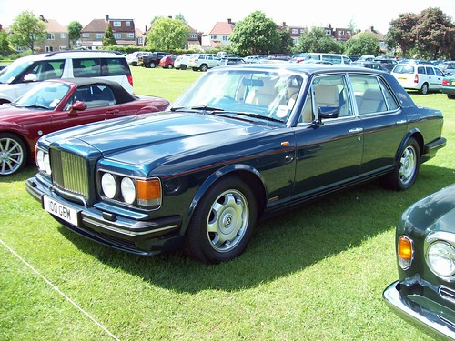Bentley Mulsanne S, G54AAY by soutarm 58 Bentley Mulsanne Turbo (1980 ...