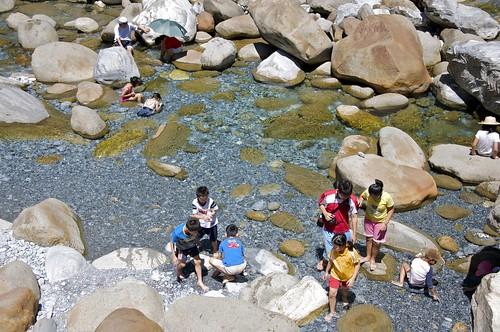 Taroko rivers