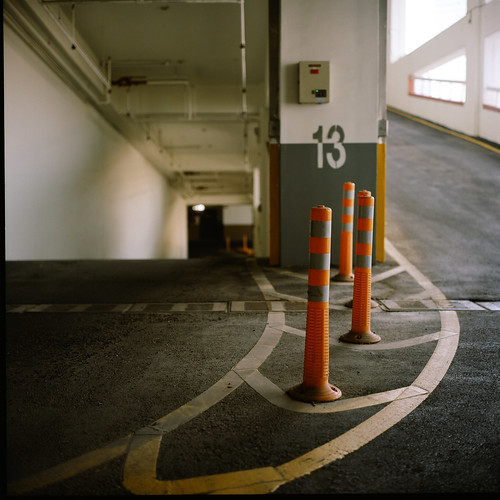 勤美的停車場