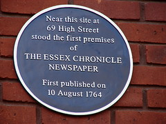 Photo of Blue plaque № 3496