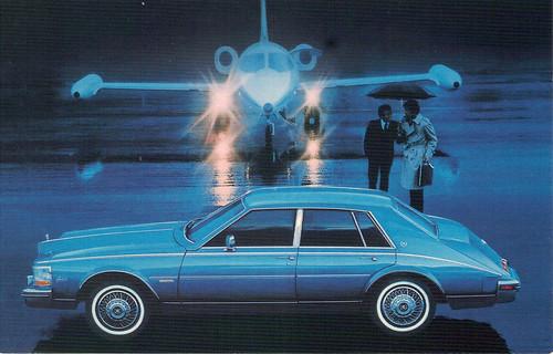 1983 Cadillac Seville Interior 1983 Cadillac Seville