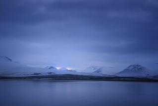 Blue | Eyjafjörður, Iceland