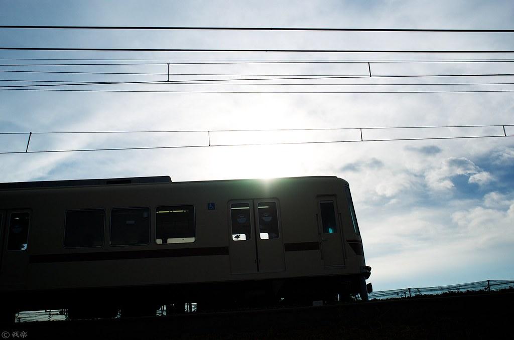 train coming #2
