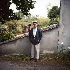 (Ana Cuba) Tags: portrait 6x6 rolleiflex f 28 corbelle