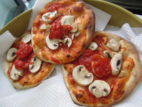 Vegan Pizzetta