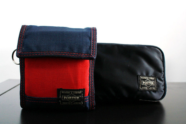 Porter wallets