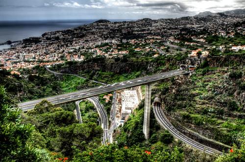 Roads. Madeira. Carreteras