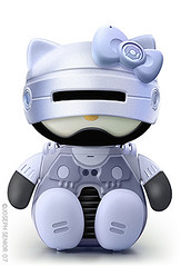 Hello Kitty RoboKitty