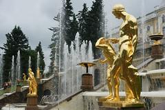 Peterhof (Vecaks.narod.ru) Tags: russia peterburg peterhof
