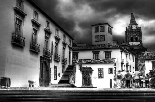 La Se. Funchal. Madeira. Portugal