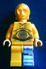 esb 3po (bruceywan) Tags: starwars lego mini figure minifig c3po empirestrikesback