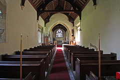 Hinton on the Green, Worcestershire, St Peter. (Tudor Barlow) Tags: summer england churches worcestershire parishchurch churchinteriors hintononthegreen worcestershirechurches gradeiilistedbuilding tamron1024