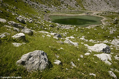 Valley of the Lakes - Prokletije 4 (cokanj) Tags: lake mountains nature ecology landscape nationalpark nikon d70s environment albania priroda montenegro glacial crnagora pejzaz prokletije mvugdelic