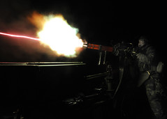 Live Fire Drill (US Navy) Tags: training fire gun military battle militar sailor usnavy arma marinero entrenamiento unitedstatesnavy gunnersmate