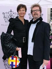 Photo: Karin Trnblom (Polar Music Prize) Tags: music ceremony prize bjrk polar 2010 ennio morricone