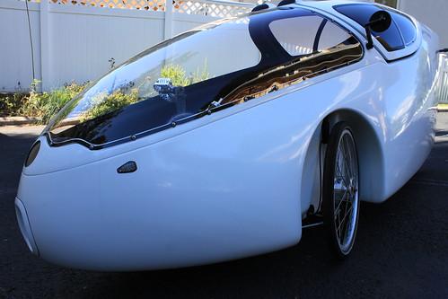 Flickriver: Photoset 'Go-One Evolution Velomobile' by Go-One