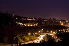 Night Falls on Fez (sylvanbobcat) Tags: africa nightphotography heritage history night canon landscape eos rebel cityscape northafrica unesco morocco fez maroc medina xs fes merinidruins