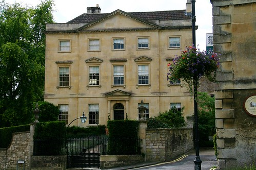 bradford georgian house