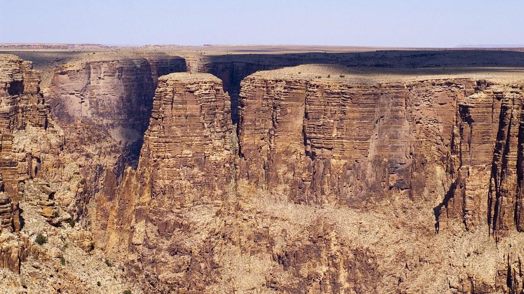 Full HD Wallpaper: Grand Canyon Ravine