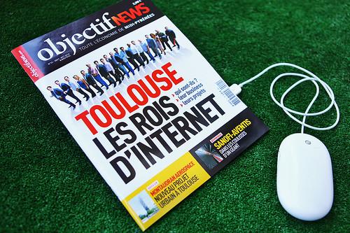 Vive la rentrée: picture Couv Objectif News by danielbroche