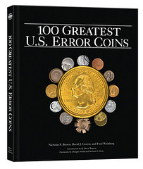100 Greatest U. S. Error Coins