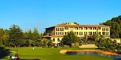 Golf Son Vida - Castillo Hotel Son Vida - Palma de Mallorca