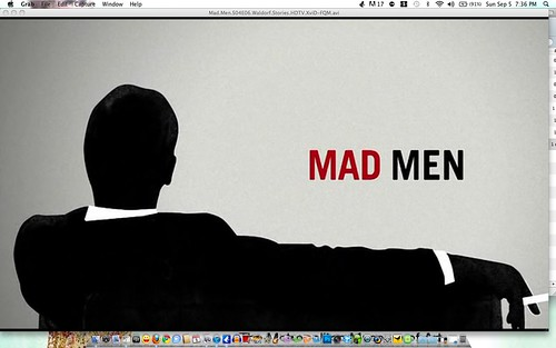 mad men is LOVE
