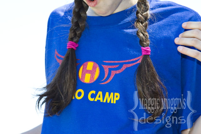 Hero Camp Girls T-Shirt