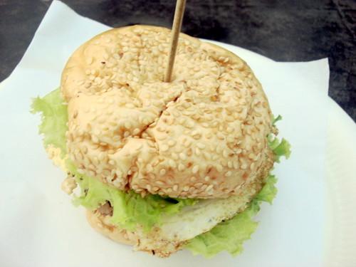 Pork burger SS2 wai sik kai 4