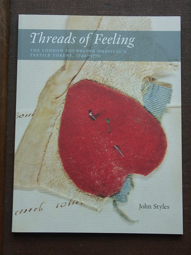 Threads of Feeling catalogue, John Styles