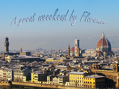 A great weekend to Florence from Piazzale Michelangelo and his views! - Un grande fine settimana a Firenze dal piazzale Michelangelo ed il suo panorama