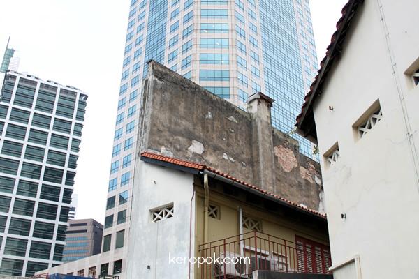 Half a Building