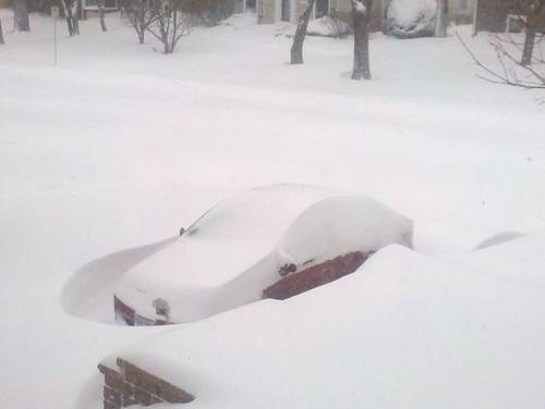 my car. not going anywhere for awhile.