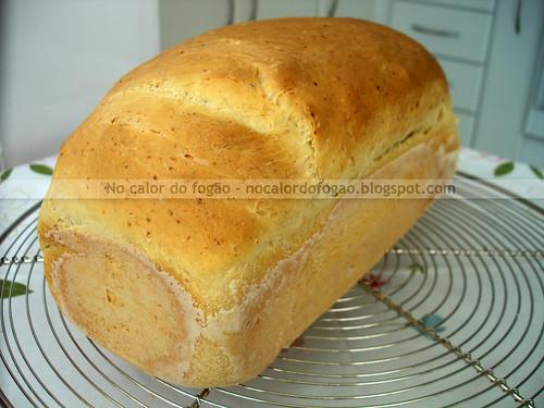 Pão de batatas gratinadas