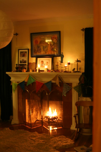 Hearth Fire on Imbolc