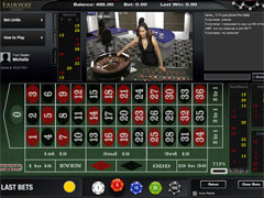 Live Roulette
