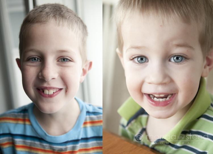 feb 9- My boys