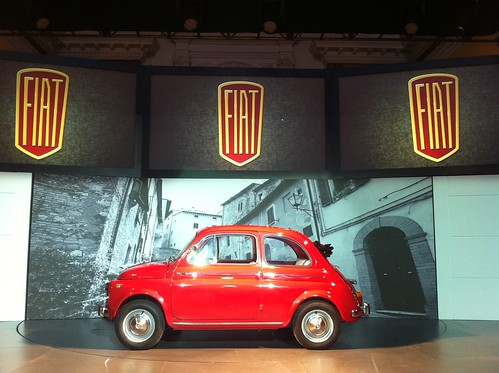 Cinquecento - Bob-Boyd FIAT