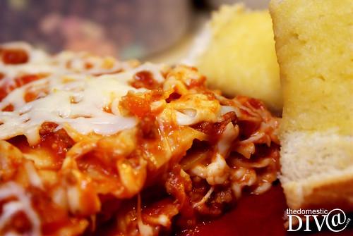 Valentine's Lasagna