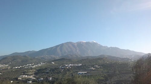 Sierra Tejeda
