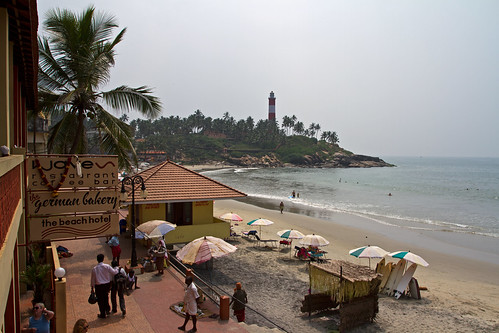 The German Bakery, Kovalam