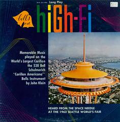 Bells On Hi-Fi (Jim Ed Blanchard) Tags: seattle silly strange goofy graphicdesign weird funny album odd ugly lp record spaceneedle thriftstore oddball kooky carillon 1962worldsfair johnklein schulmerich bellsonhighfi