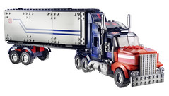 Not Lego: Hasbro's Kre-O Transformers Optimus Prime (Vehicle)