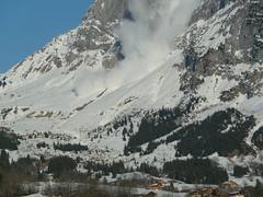 wetterhorn avalanche #4 2011.2.14 (mailatmatt) Tags: alps schweiz switzerland suisse suiza swiss alpen avalanche berneroberland berneseoberland suissa avalancha kantonbern oberlandbernois lawinen p1140063 gutzgletscher gutzglacier