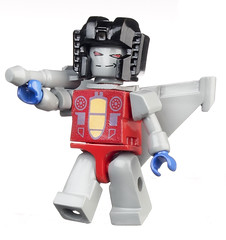 STARSCREAM KREON MINI FIGURE